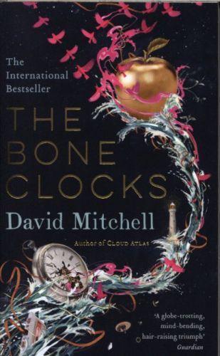THE BONE CLOCKS MITCHELL DAVID