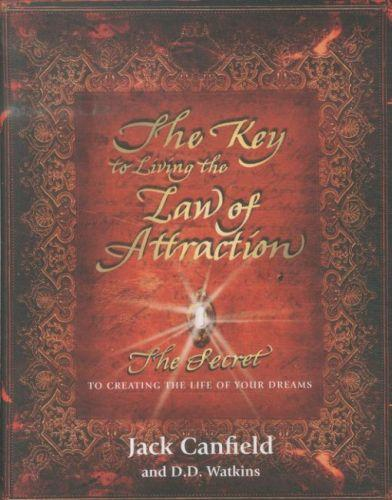 The key to living the law of attraction - the secret to creating the life of your dreams