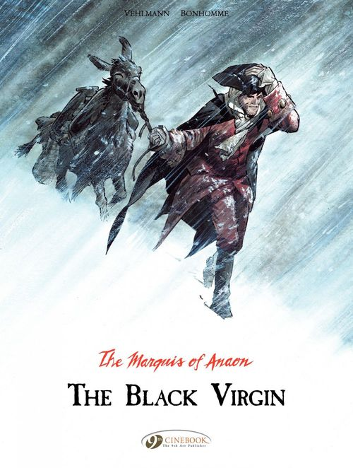 the marquis d'Anaon t.2 ; the black virgin