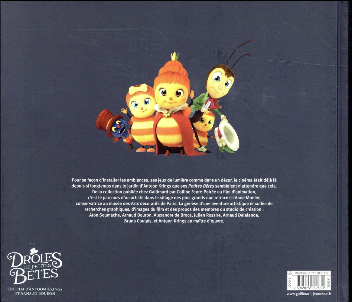 Drôles de Petites Bêtes ; l'art d'Antoon Krings