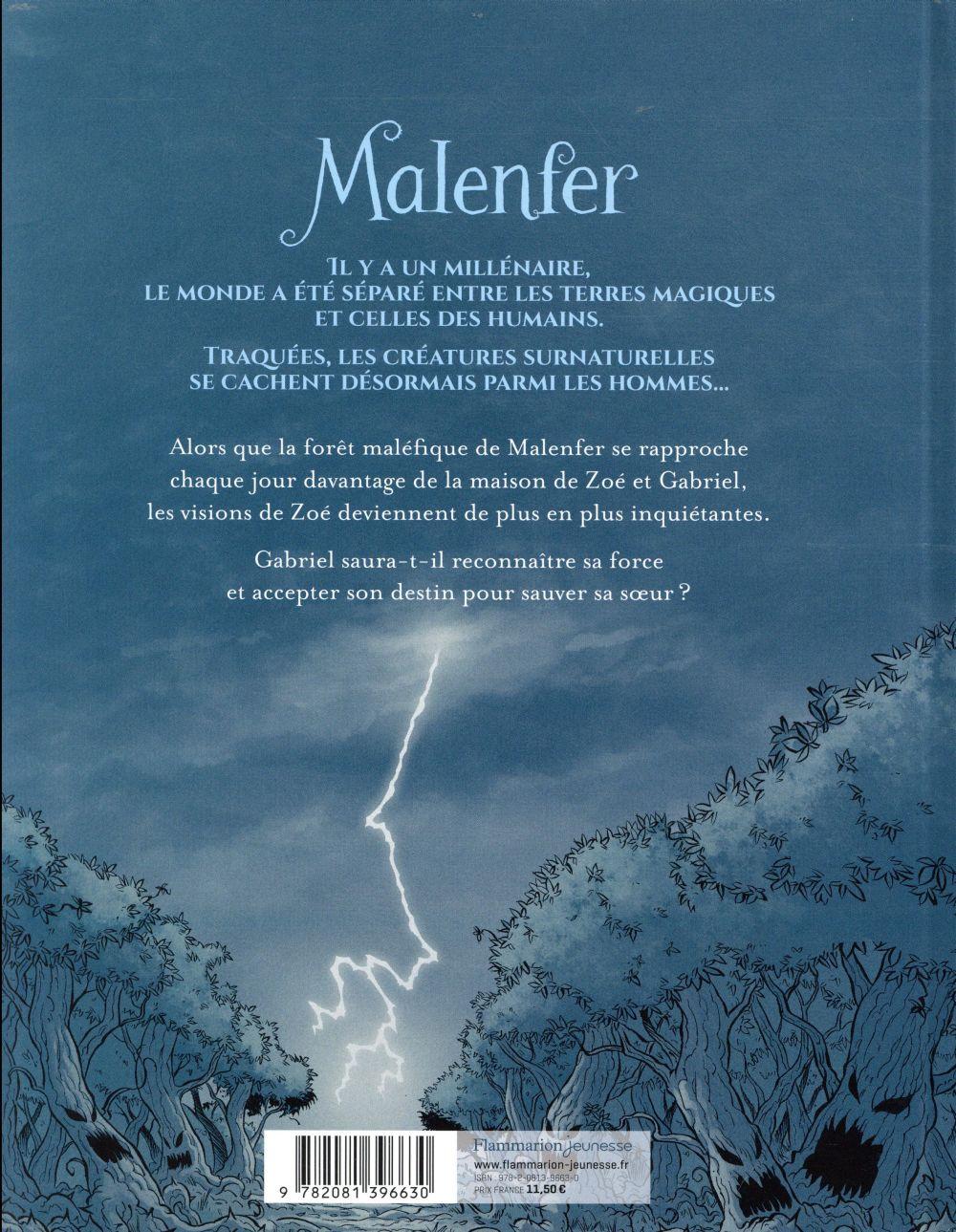 Malenfer T.1 ; la fôret des ténèbres
