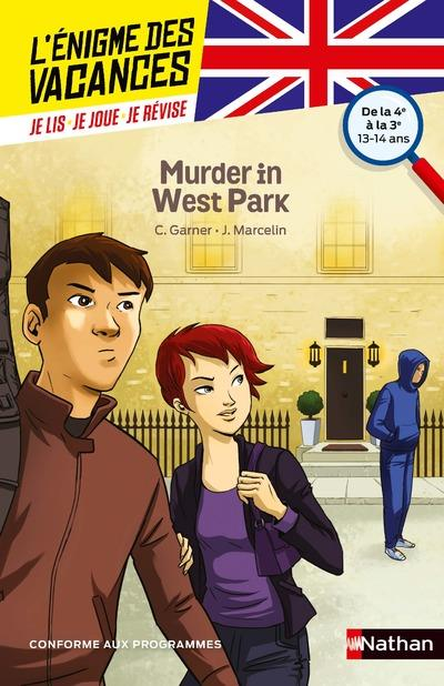 Murder in west park ; de la 4e à la 3e