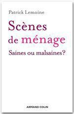 Vente EBooks : Scènes de ménage  - Patrick Lemoine