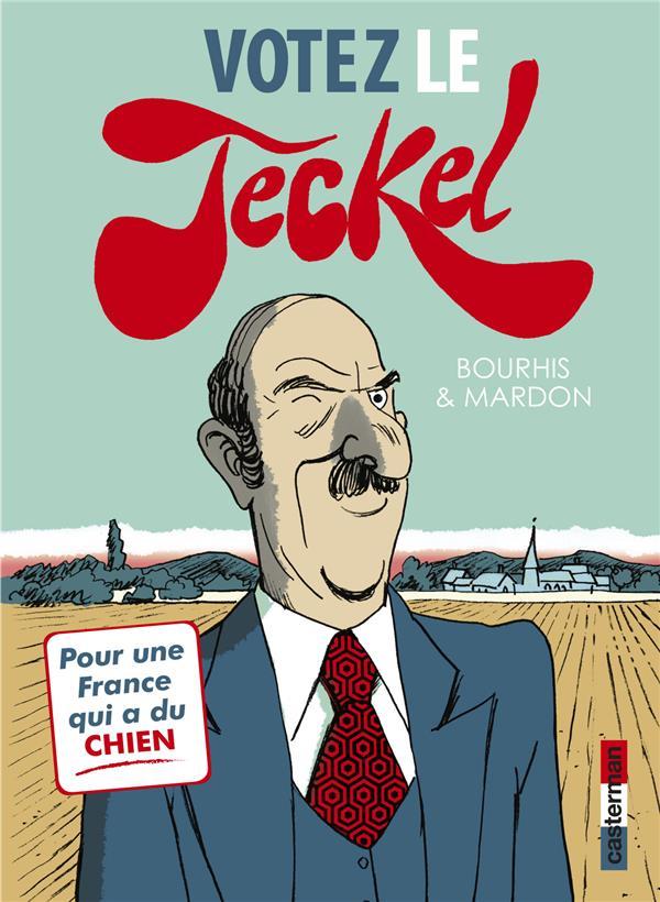 Le teckel t3 ; votez le teckel