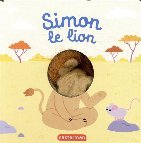 Simon le lion
