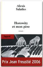 Horowitz et mon pere