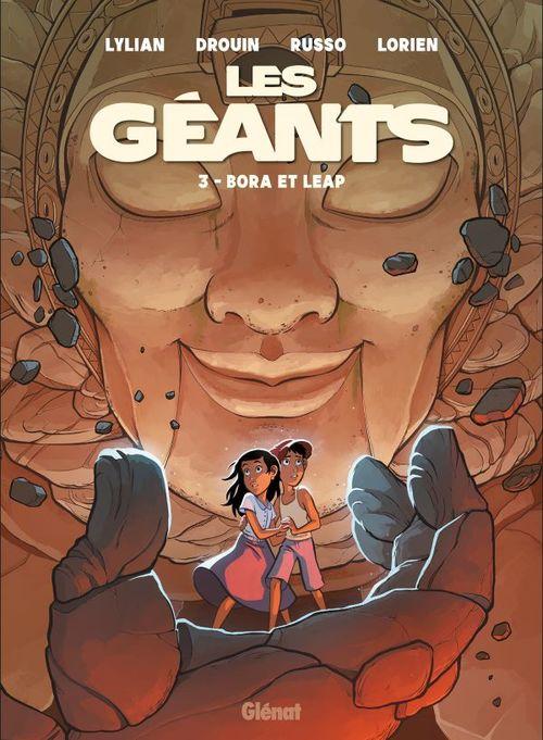 Les Géants t.3 ; Bora et Leap