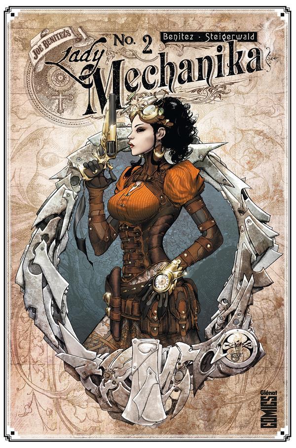 LADY MECHANIKA - TOME 02 - REVELATIONS