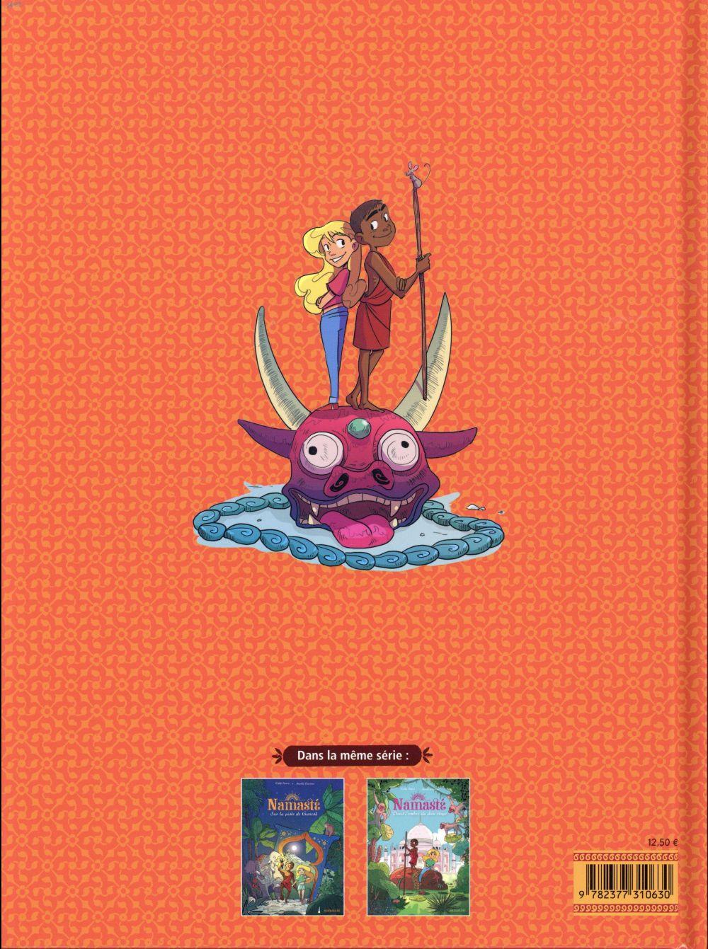 Namasté T.3 ; les larmes de la sorcière Asuri