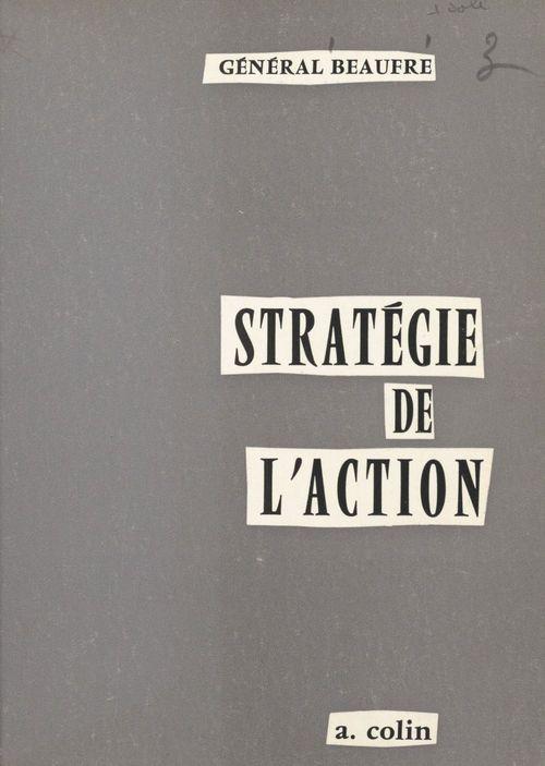 Stratégie de l'action