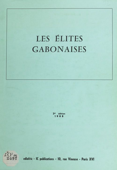 Les élites gabonaises