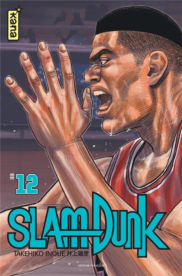 Slam dunk - star edition T.12