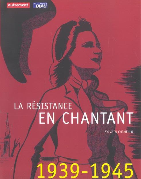 La resistance en chantant + cd