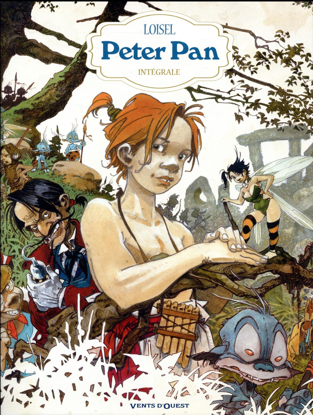 Peter Pan ; INTEGRALE
