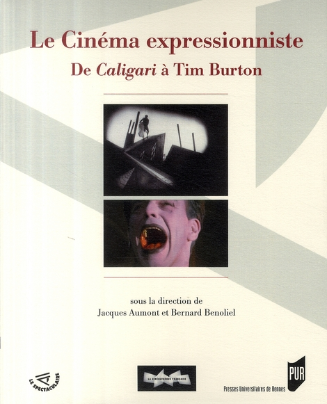 le cinéma expressionniste ; de Caligari à Tim Burton