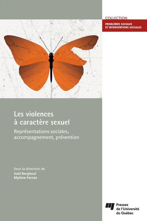 Violences a caractere sexuel (les) - representations sociales, accompagnement, prevention