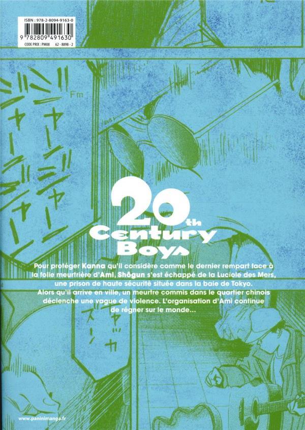 20th century boys - perfect edition T.4