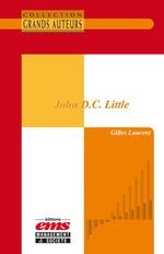 Vente Livre Numérique : John D.C. Little  - Gilles Laurent