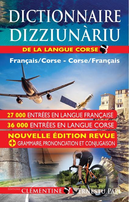DICTIONNAIRE DE LA LANGUE CORSE FRANCAISCORSE - CORSEFRANCAIS