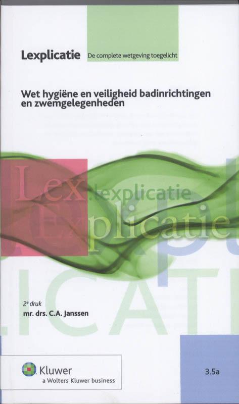 Wet hygiëne en veiligheid badinrichtingen en zwemgelegenheden