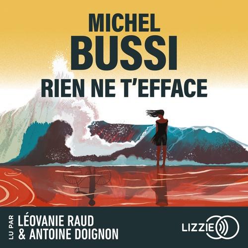 Vente AudioBook : Rien ne t'efface  - Michel Bussi