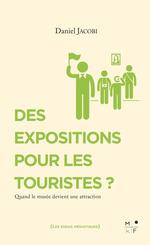 Vente Livre Numérique : Des expositions pour les touristes  - Daniel Jacobi
