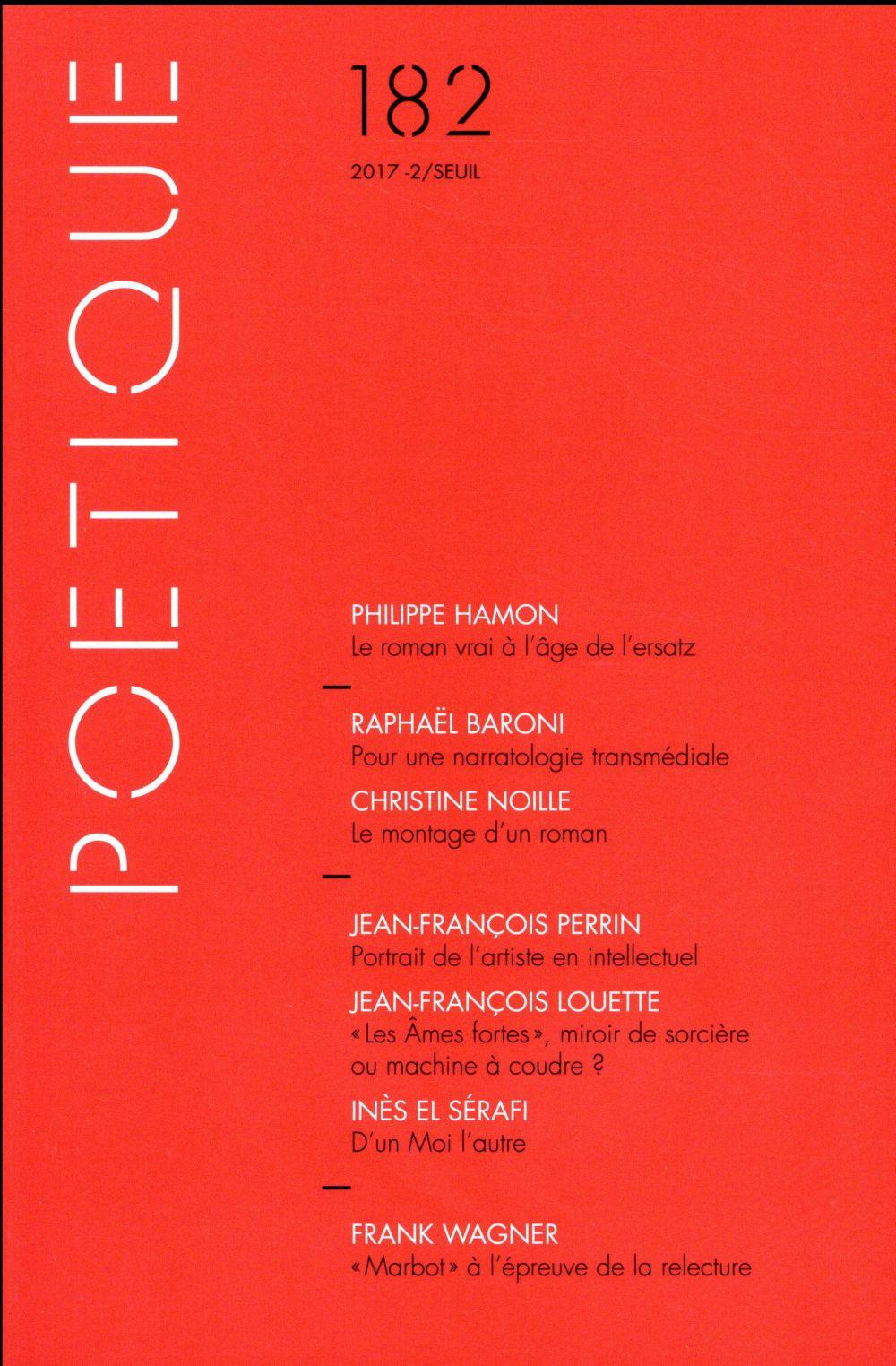 Revue poetique n.182
