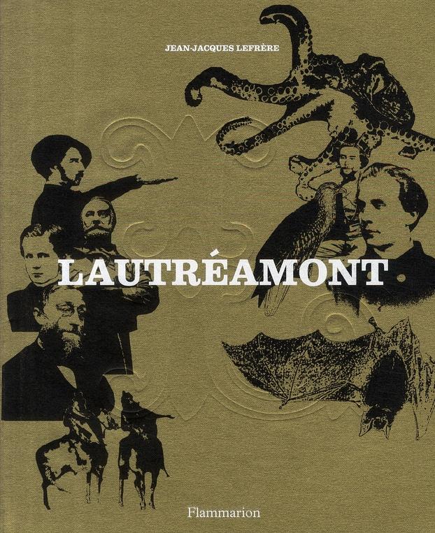 Lautréamont ; Maldoror