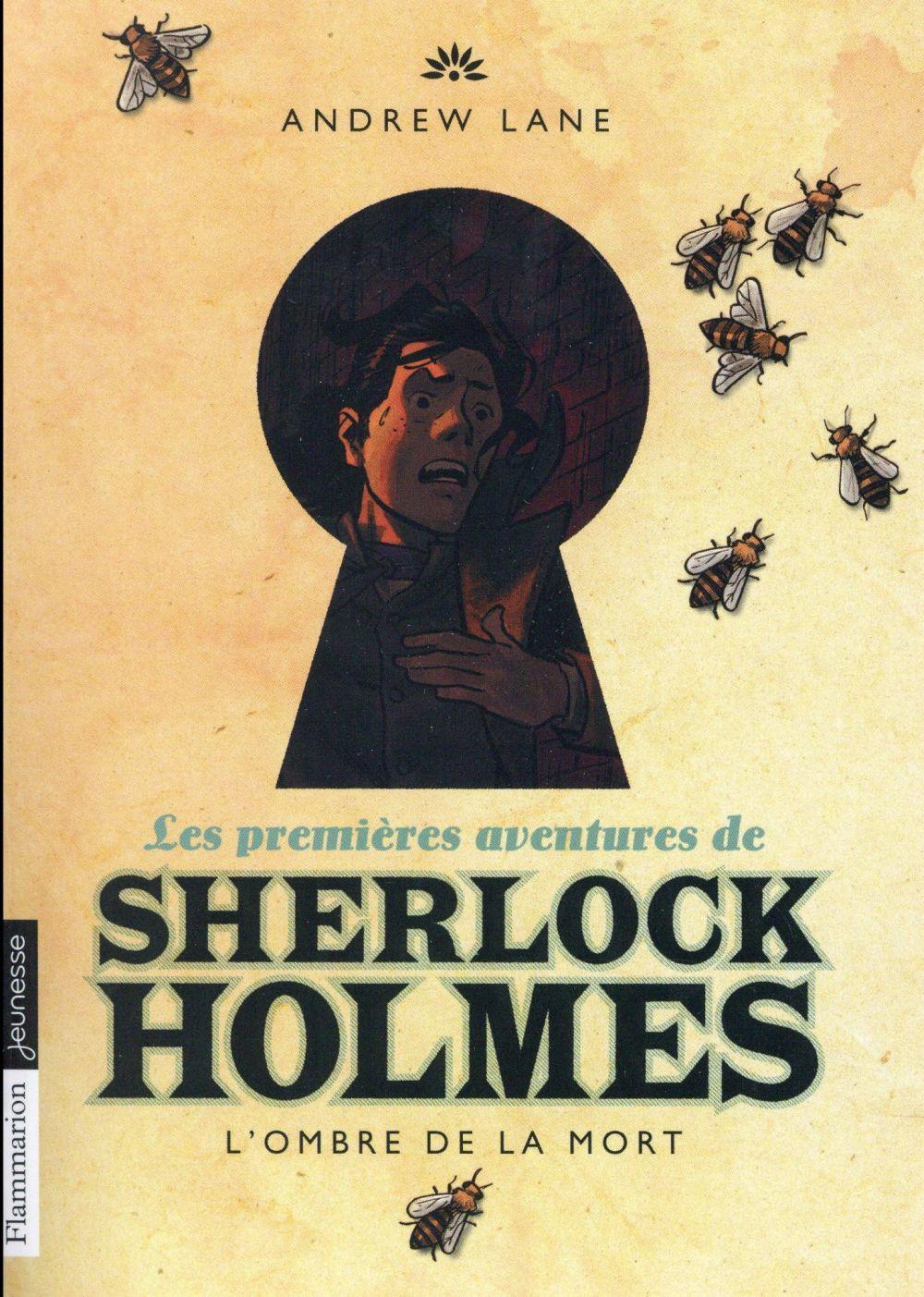 Les premières aventures de Sherlock Holmes T.1 ; l'ombre de la mort