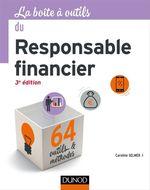 Vente Livre Numérique : La Boîte à outils du responsable financier - 3e éd.  - Caroline Selmer