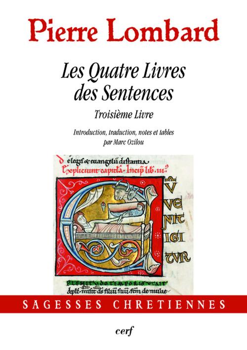 Les quatre livres des sentences t.3