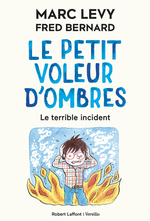 Vente Livre Numérique : Le Petit Voleur d'ombres - Tome 3  - Fred BERNARD - Marc Levy