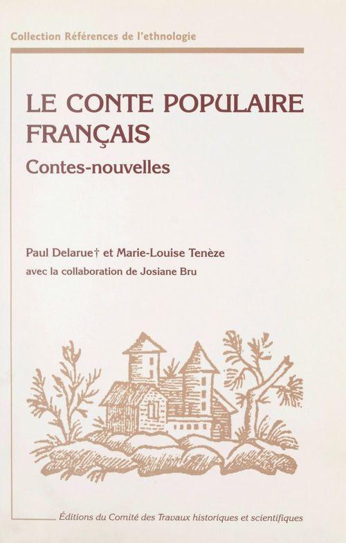 Le conte populaire français