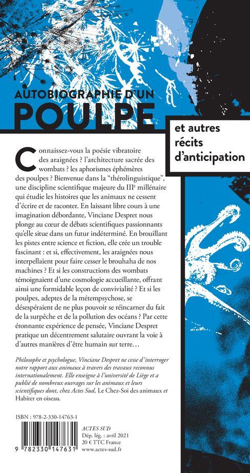autobiographie d'un poulpe et autres récits d'anticipation