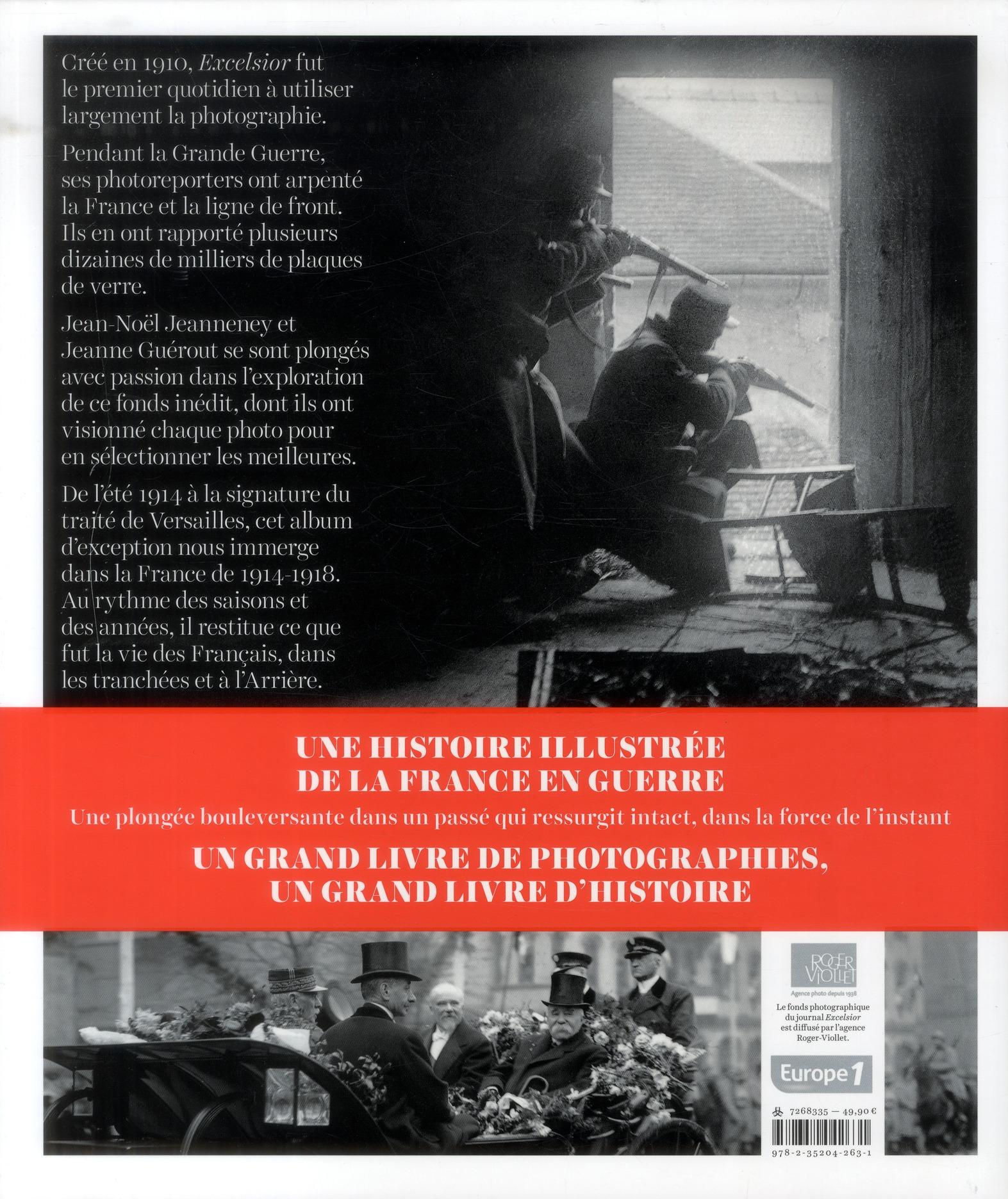 Jours de guerre (1914-1918)