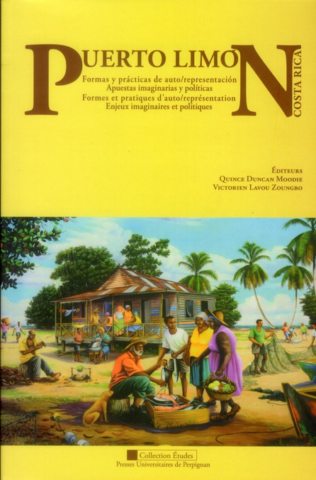 Puerto Limón, Costa Rica ; formes et pratiques de représentation et d'auto représentation