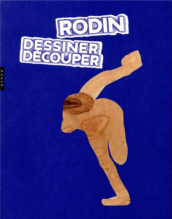 dessiner / découper  la clé de mon oeuvre, Rodin