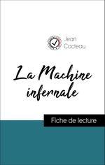 Vente Livre Numérique : Analyse de l'oeuvre : La Machine infernale (résumé et fiche de lecture plébiscités par les enseignants sur fichedelecture.fr)  - Jean Cocteau