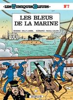 Les Tuniques Bleues - Tome 7 - LES BLEUS DE LA MARINE