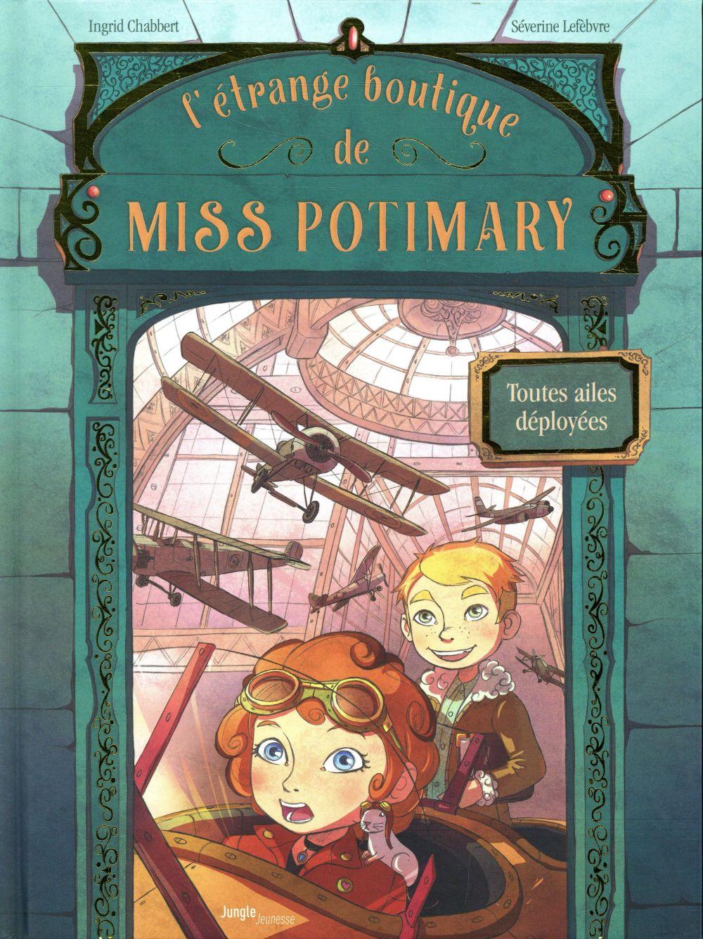 L'étrange boutique de Miss Potimary t.2