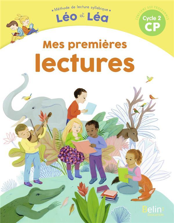 Léo et Léa ; CP ; mes premières lectures (édition 2020)