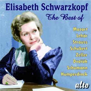 best of Elisabeth Schwarzkopf