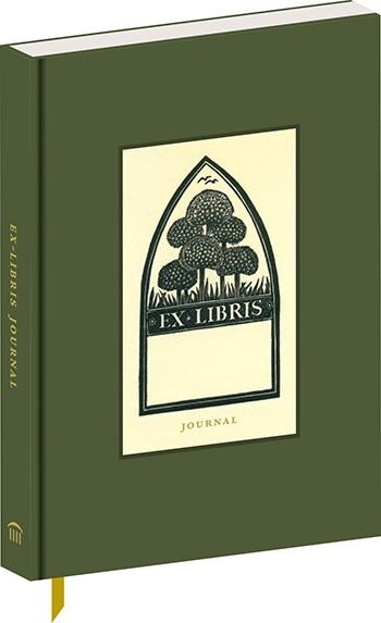Ex Libris A Journal For Bookish Types