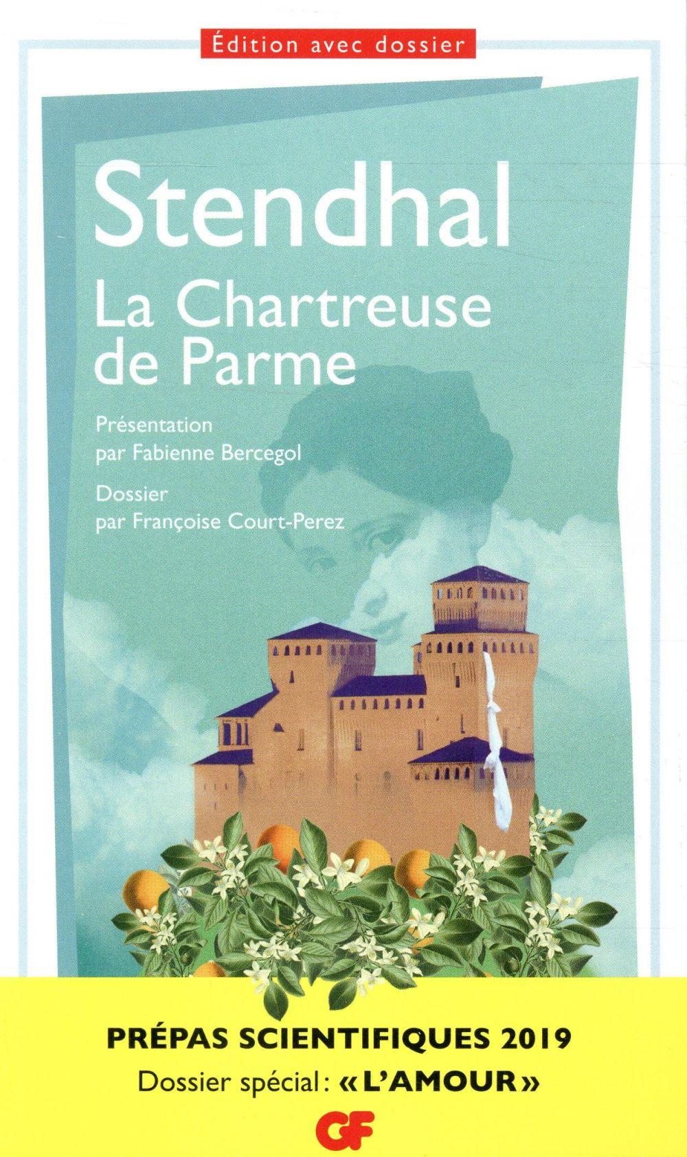 La chartreuse de Parme ; prépas scientifiques (édition 2018/2019)