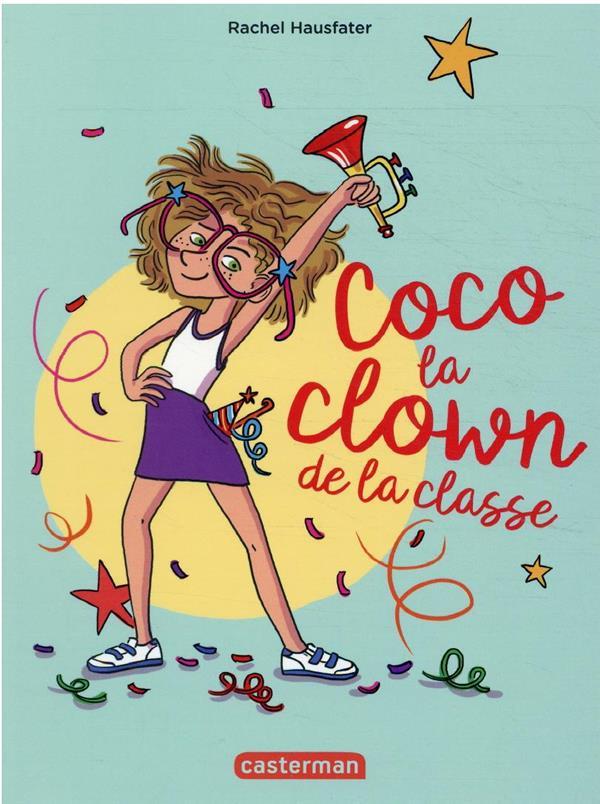 Coco la clown de la classe