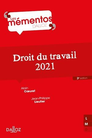Droit du travail (édition 2021)