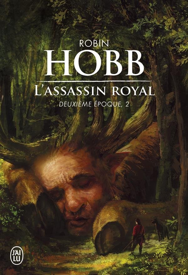 L'assassin royal ; INTEGRALE VOL.4 ; T.10 A T.13 ; deuxième époque