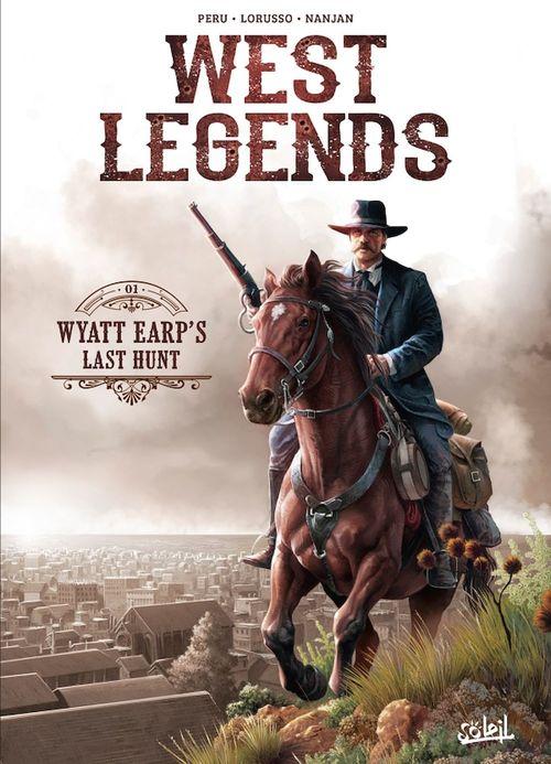 west legends t.1 ; Wyatt Earp's last hunt