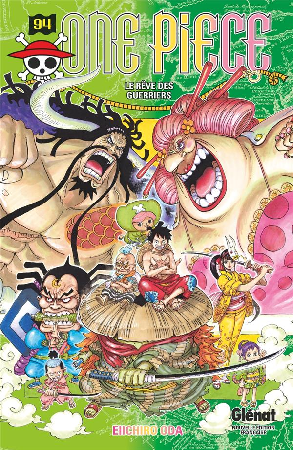 One Piece - édition originale T.94 ; le rêve des guerriers