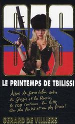 Vente EBooks : SAS 176 Le Printemps de Tbilissi  - Gérard de Villiers